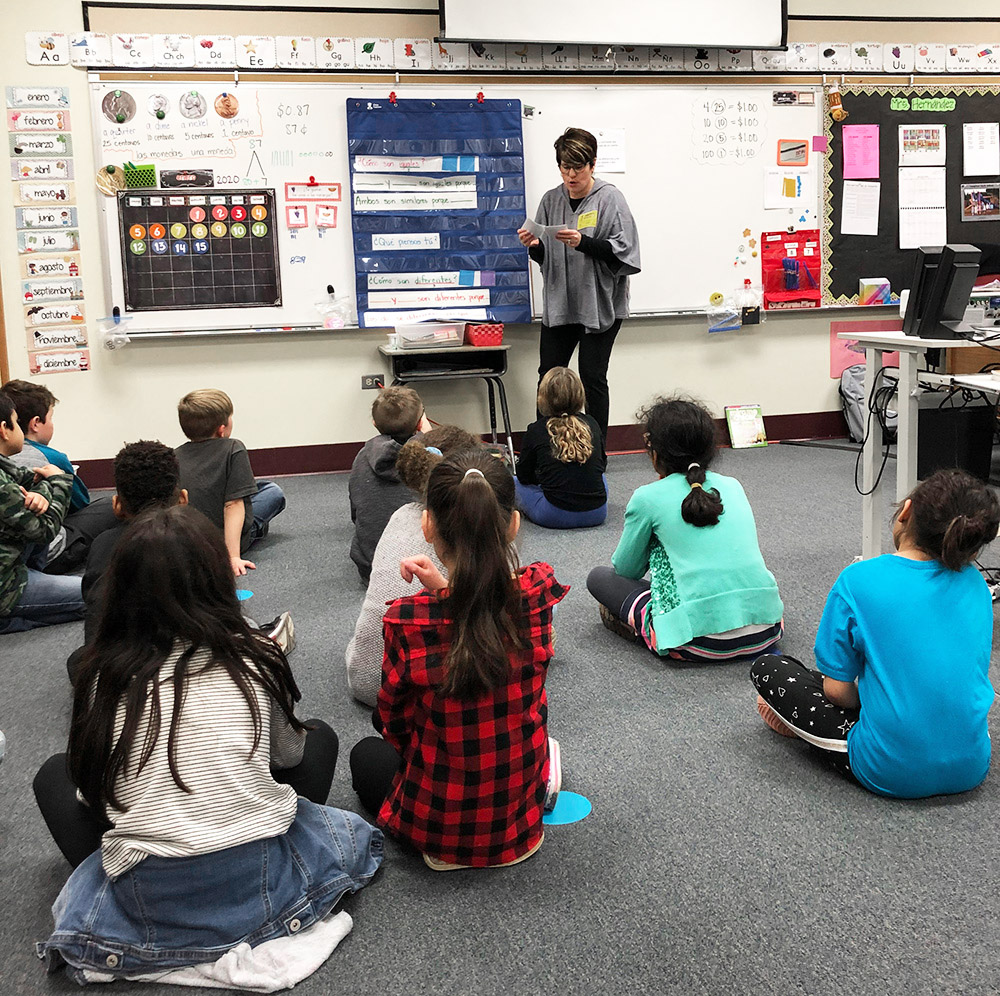 bilingual classroom education adelante educational specialists
